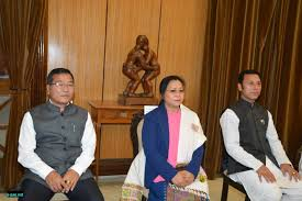 Manipur Governor accepts proposal to drop 3 cabinets ministers. Decks clear for reshuffle?