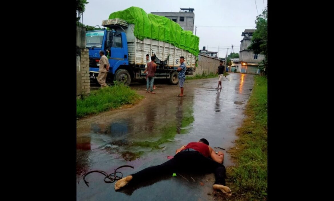 Assamese truck driver from shot dead in Dimapur