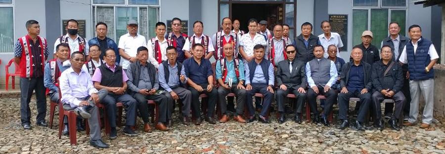 Ao Senden meets NSCN (IM) leaders