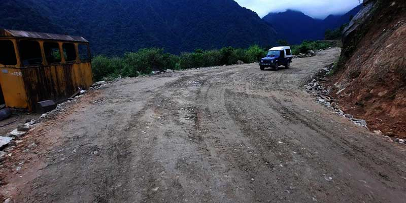 Arunachal Frontier Highway- bridging Anjaw to Lower Dibang Valley soon