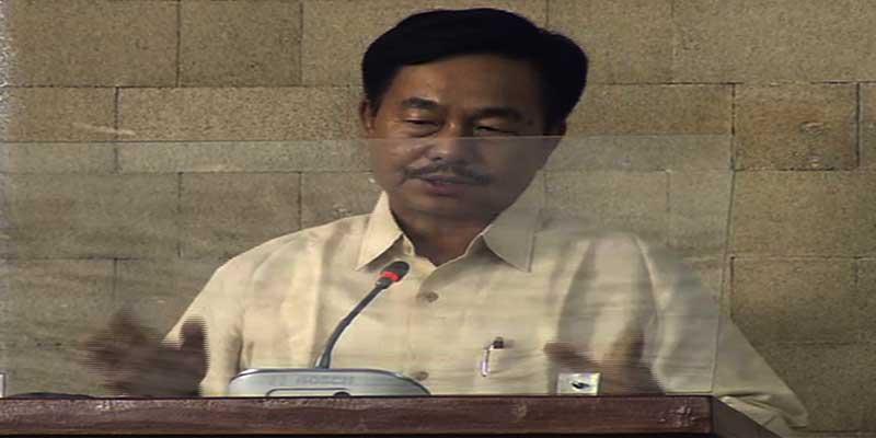 Arunachal: Tapir Gao wants panel to assess land PLA has seized since 1962