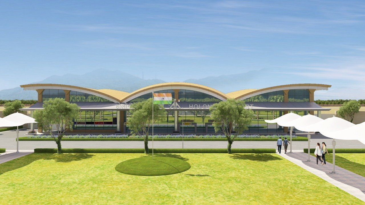 AAI set to inaugurate Hollongi Greenfield Airport in Arunachal Pradesh