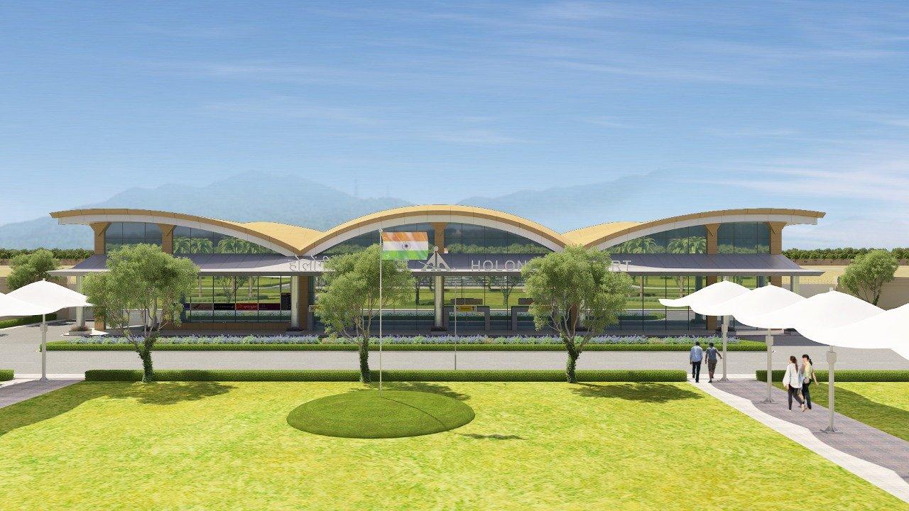 AAI set to inaugurate Hollongi Greenfield Airport in Arunachal Pradesh