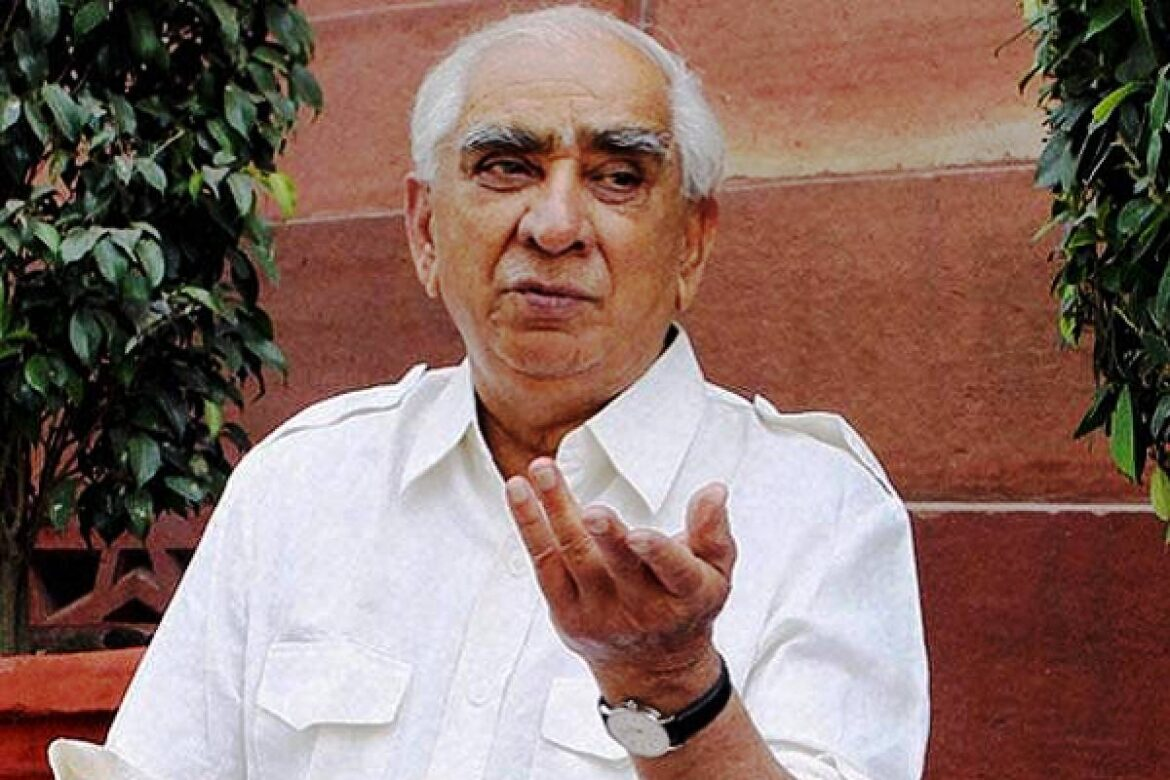 Former Union Minister Jaswant Singh Passes Away Aged 82