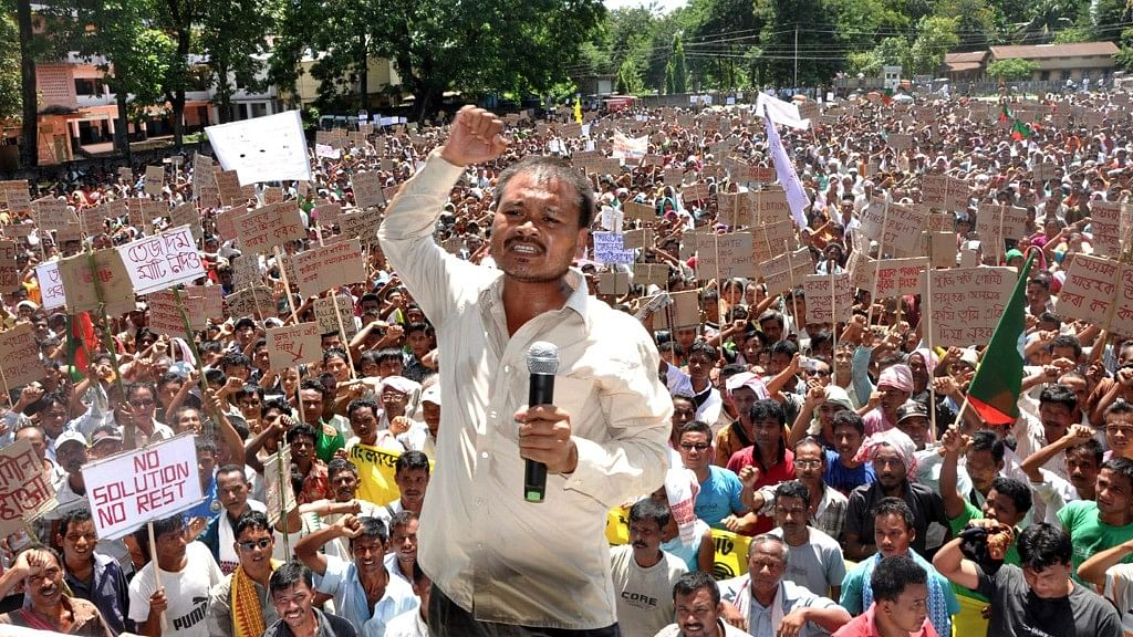 Gauhati High Courts admits Akhil Gogoi's plea challenging bail rejection by NIA Court