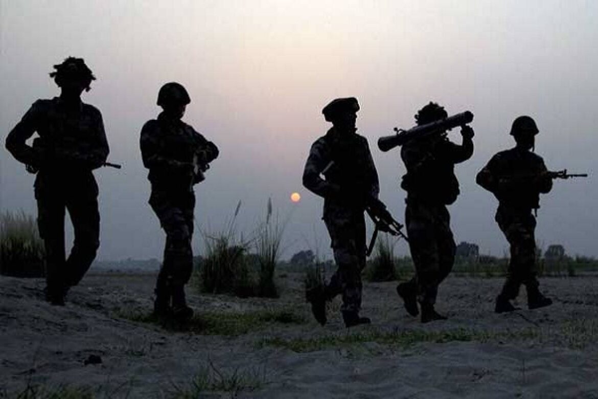 Indian Army in control of six NEW major heights along The LAC