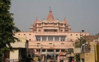 mathura civil suit filed in court to reclaim lord shri krishnas janmasthan land from shahi idgah