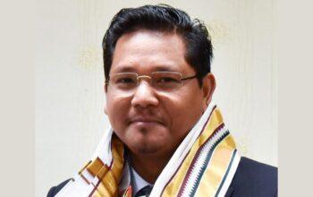 Meghalaya Reshuffle