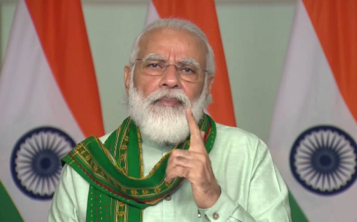 Modi Government Has Announced Hike In Rabi Crops MSP Ahead Of time
