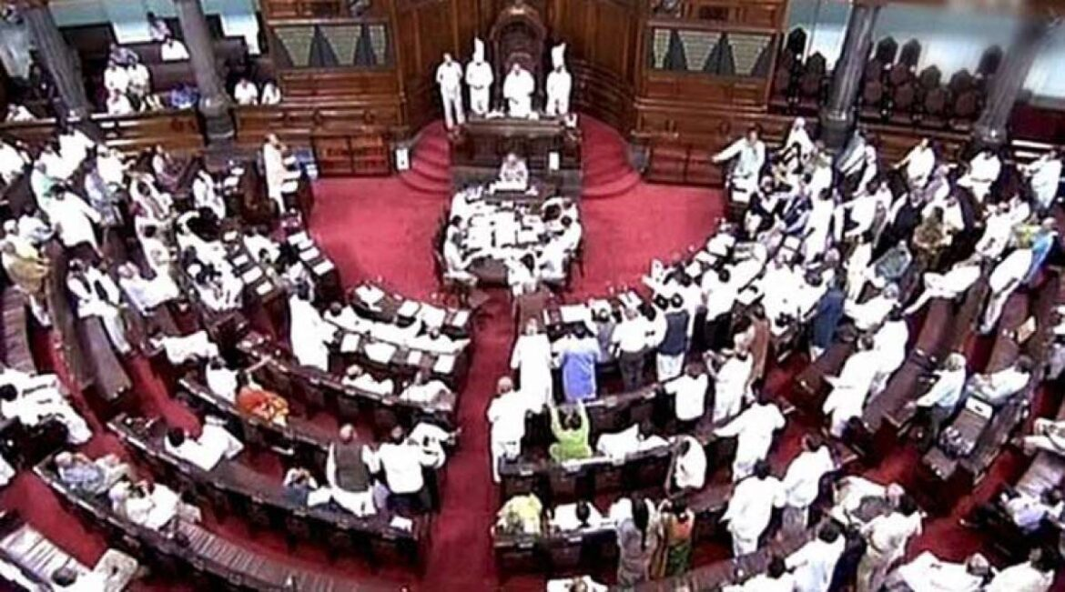 Rajya Sabha passes two farm bills today
