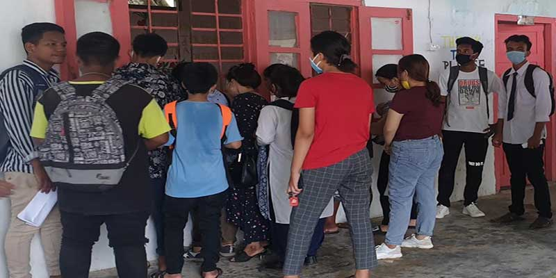 Arunachal: Schools partially opened for first time since March