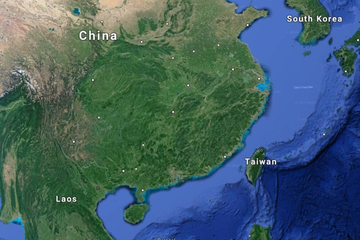 Taiwan-China tensions escalates after Chinese warplanes intruded into Taiwanese airspace
