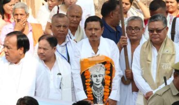 222nd death anniversary of Rajarshi Bhagyachandra to be observed at Ningthoukhong