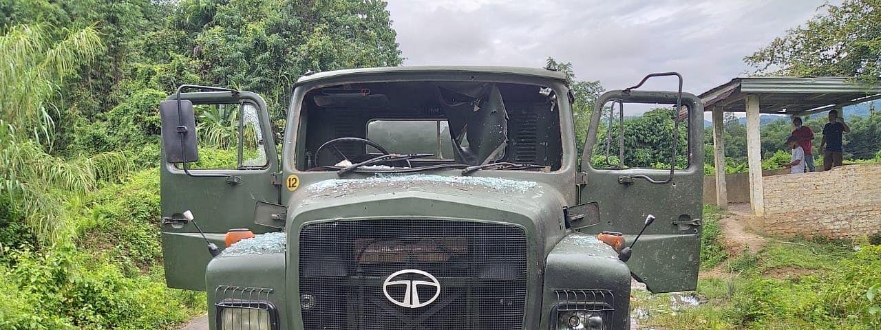 Militants Ambush In Arunachal Pradesh : 1 Assam Rifles ...