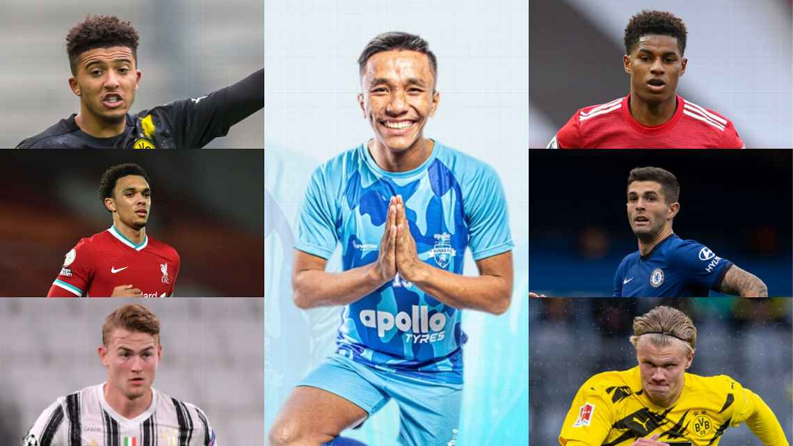 Manipur Footballer Bikash Yumnam: First Indian to feature in The Guardian's 'Next Generation' list