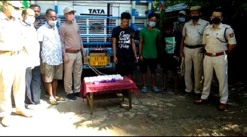 Yaba drugs from Manipur worth Rs 2.40 crore seized in Karbi Anglong