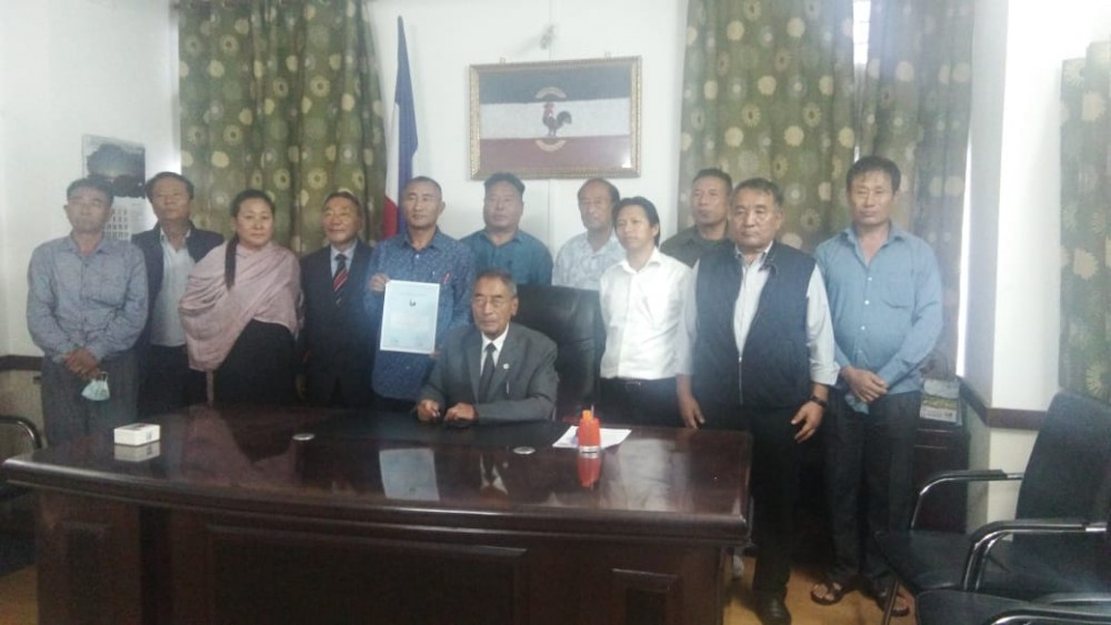 Nagaland By-Elections: NPF announces candidate for Southern Angami-I