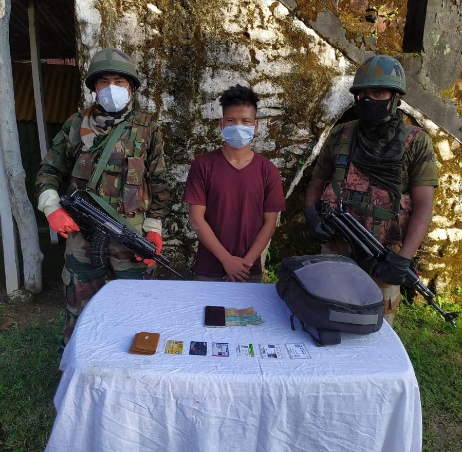 LTT militant arrested in Manipur