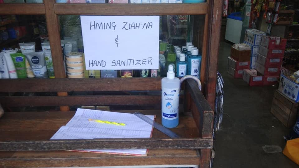 4 Day Partial Lockdown in Mizoram's Lawngtlai District