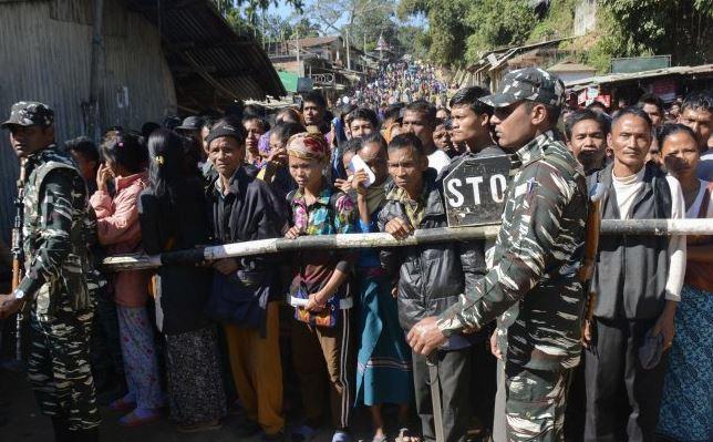Mizoram revokes curfew. Tension eases out in Tripura-Mizoram border