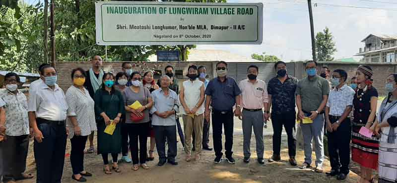 Nagaland lawmakers impressed with level of transparency & accountability at Lungwiram village