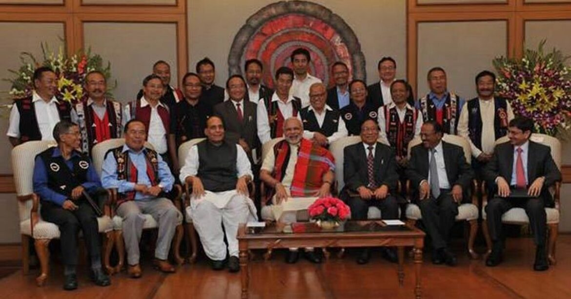Talks with NSCN-IM in advanced stage: Union Home Secretary