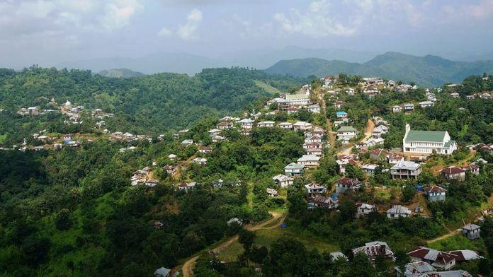 Tension in Tripura-Mizoram border over construction of temple