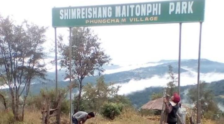 Manipur: Voluntary lockdown in remote village of Ukhrul district