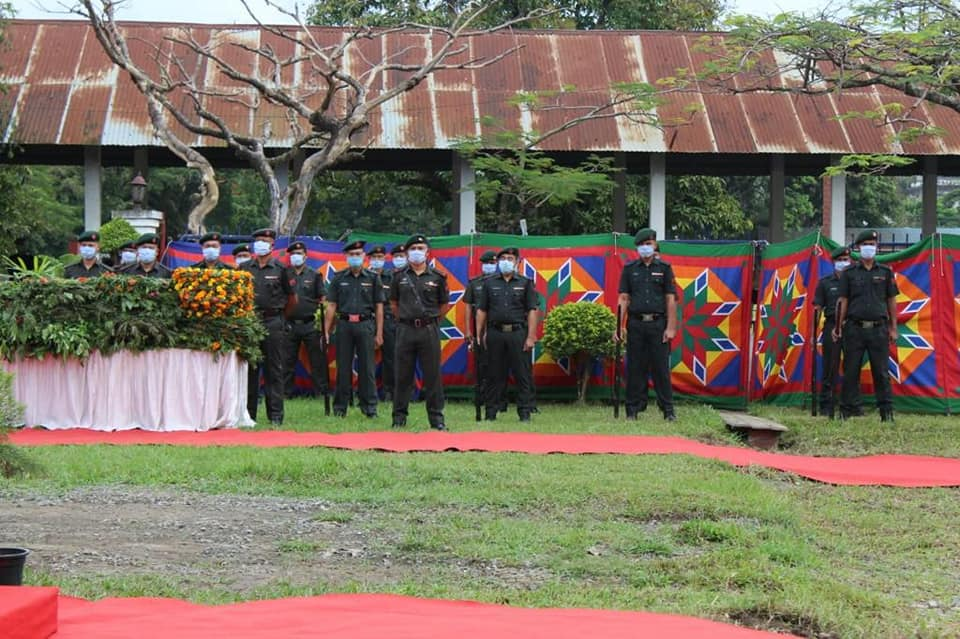 Manipur Police observes Police Commemoration Day