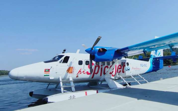WATCH: First visuals of India's maiden SEAPLANE