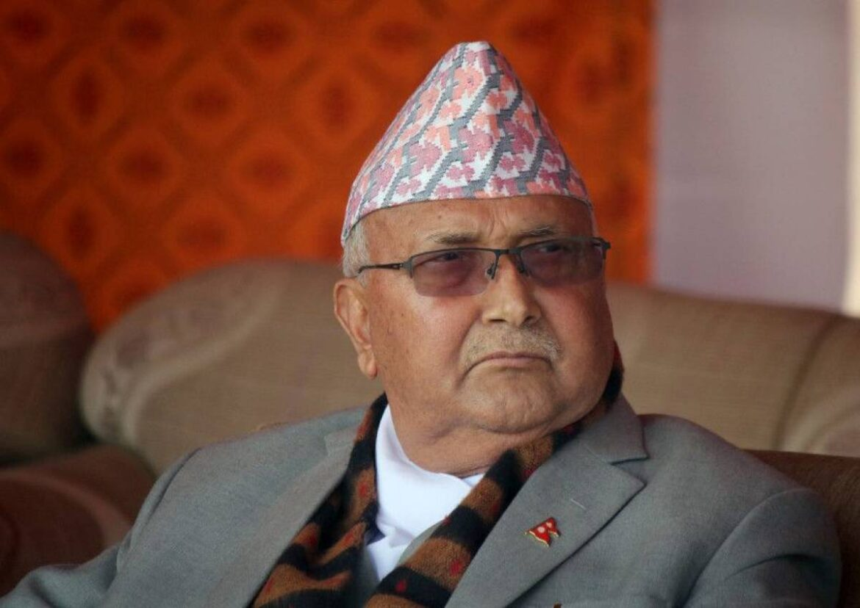 RAW Chief Meets Nepal PM K P Sharma Oli