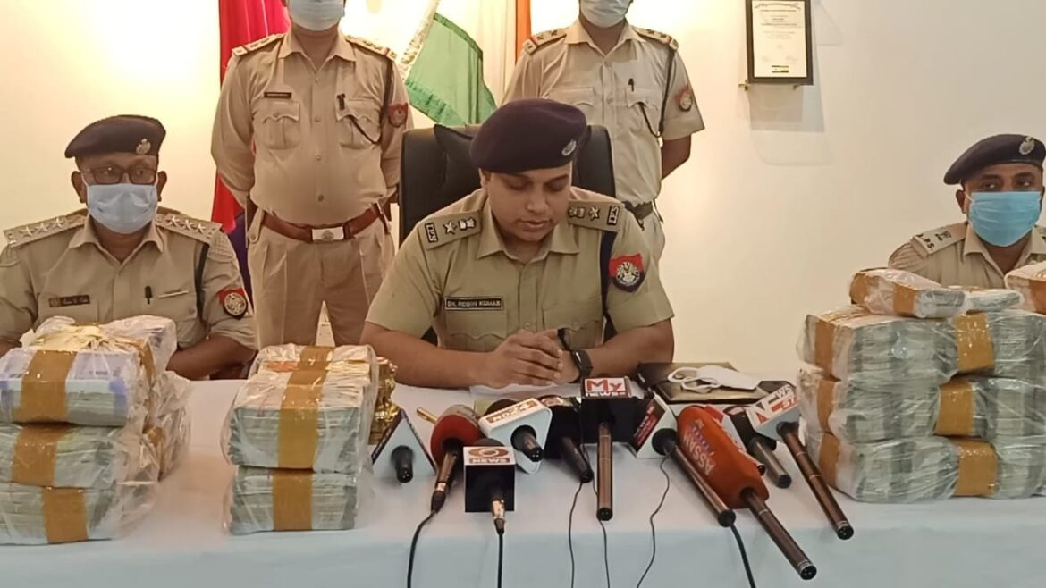 Assam Police Recruitment Scam: CID seized gold, cash worth Rs 46.7 lakh from accused wife