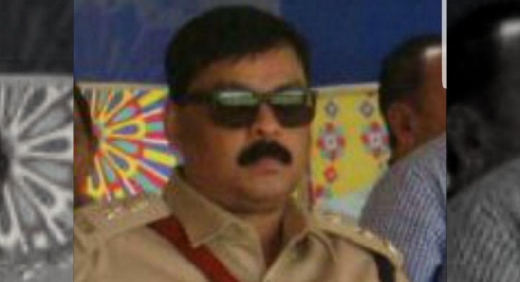 Top cop Sanjit Krishna remanded to 5 day custody in Assam Police Recruitment Scam