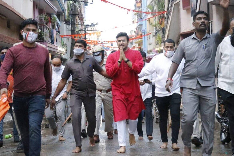 Bengaluru to Kolkata: BJP youth leader Tejasvi Surya to lead rally in Kolkata