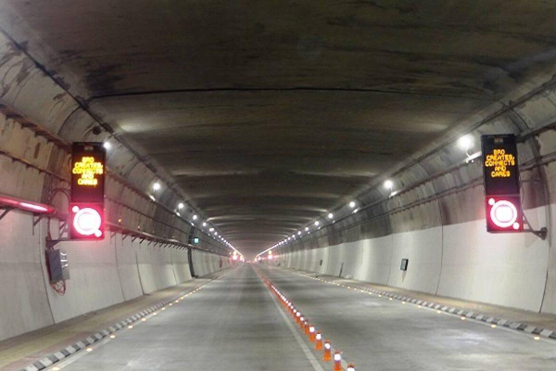 PM Modi Inaugurates Atal Tunnel