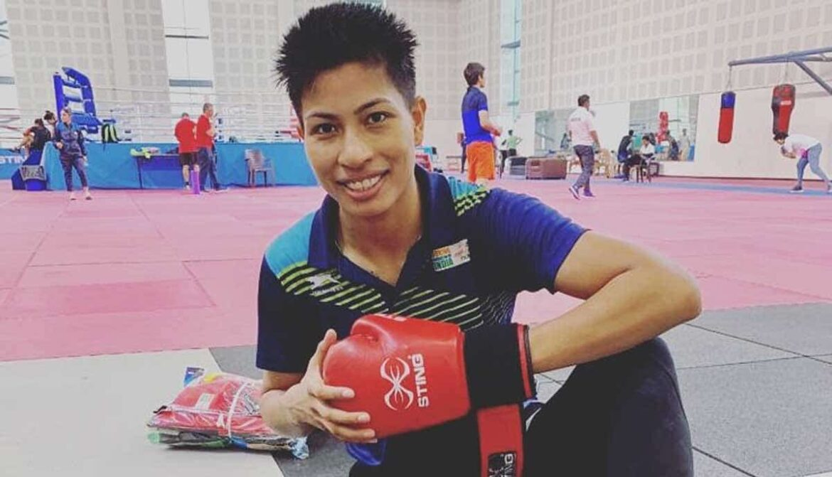 Boxer Lovlina Borgohain tests COVID positive ahead of Europe camp