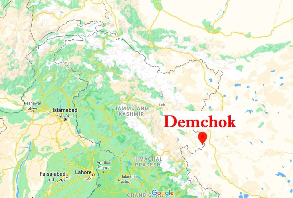 Chinese Soldier arrested In Ladakh's Demchok: Report