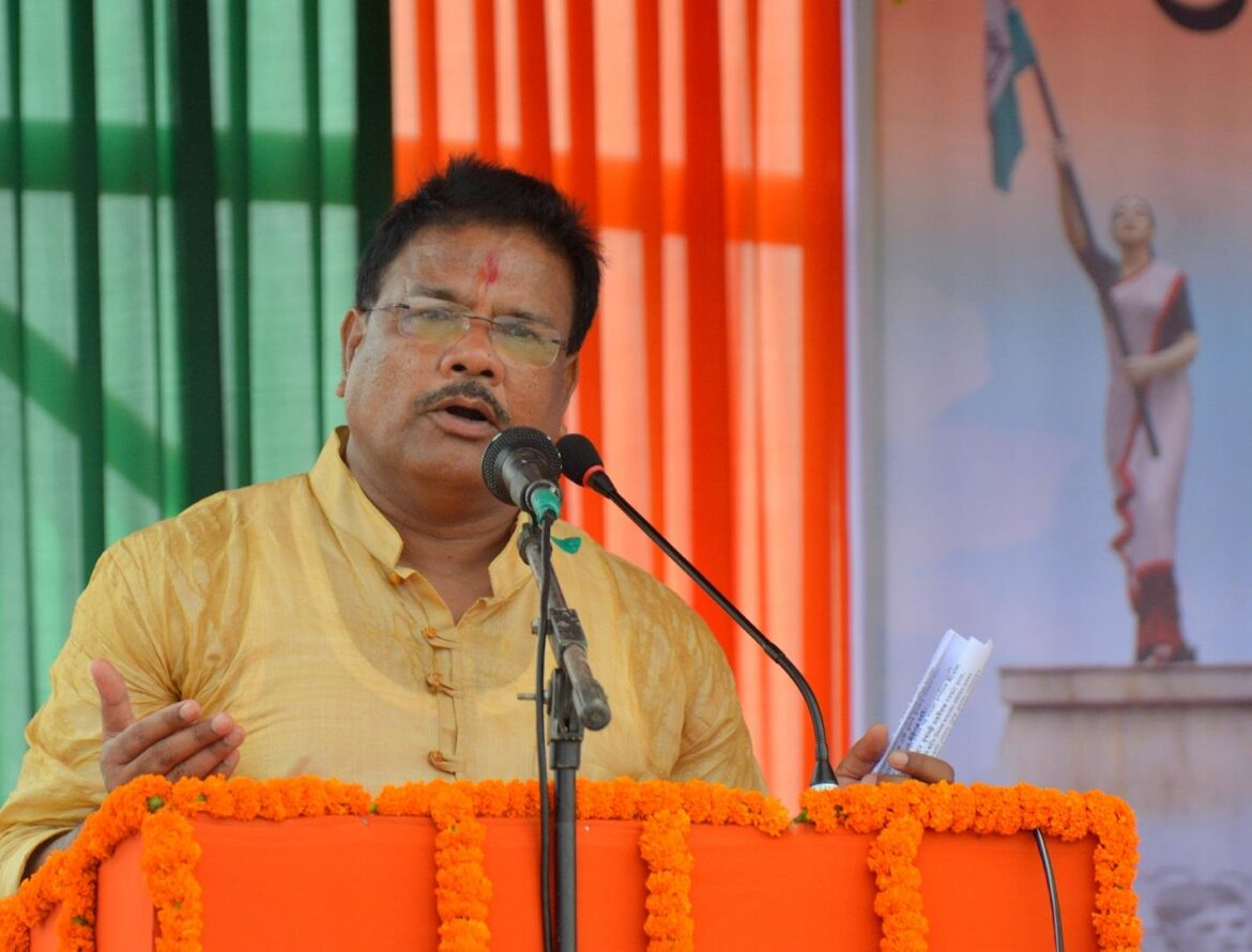 APCC president Ripun Bora puts up brave face. Says Mahajoth will form next Govt in Assam