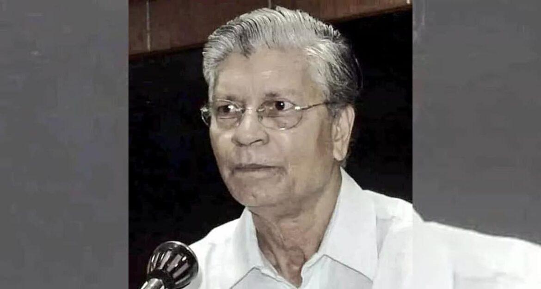 Eminent Economist Jayanta Madhab passes away at 91