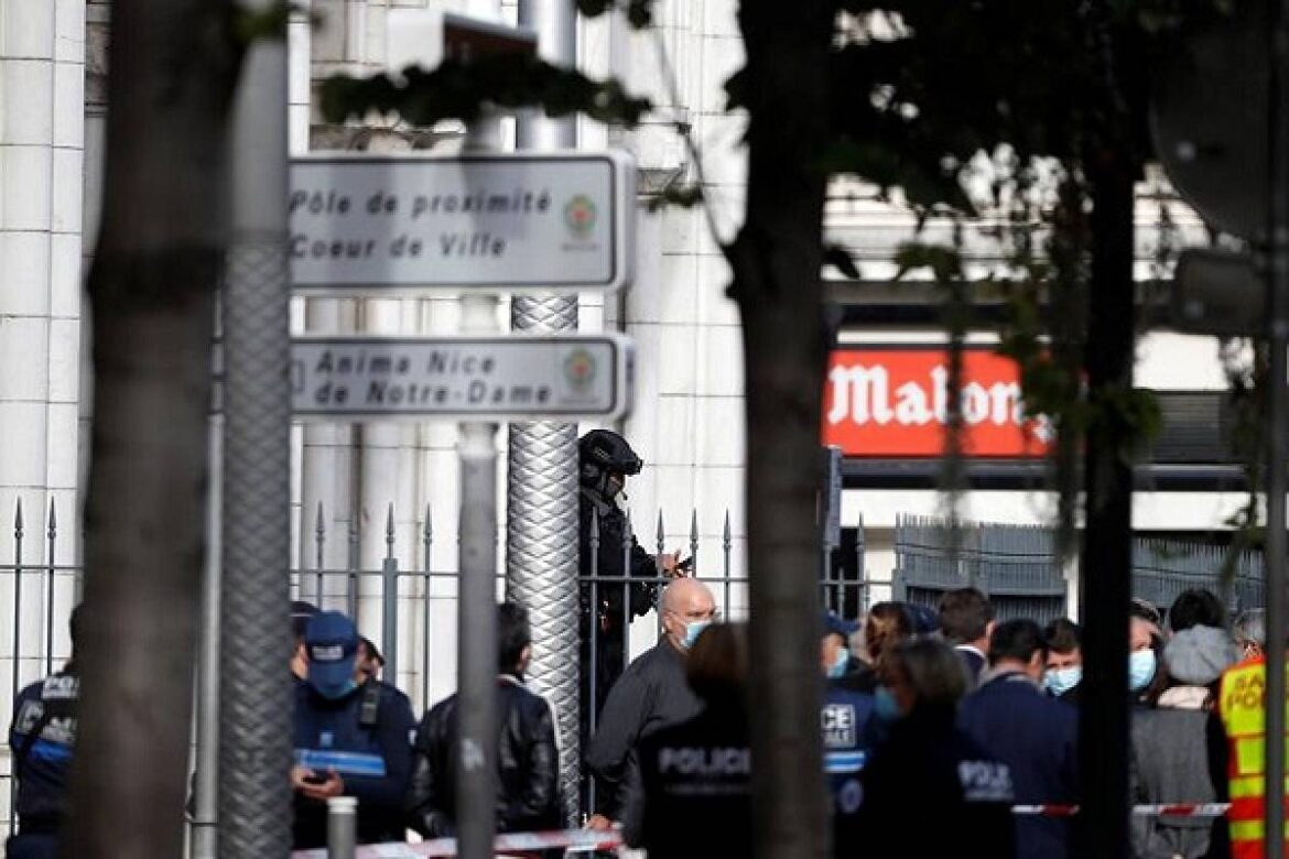 France Terror Attack: Attacker shouted Allahu Akbar as he beheaded a woman