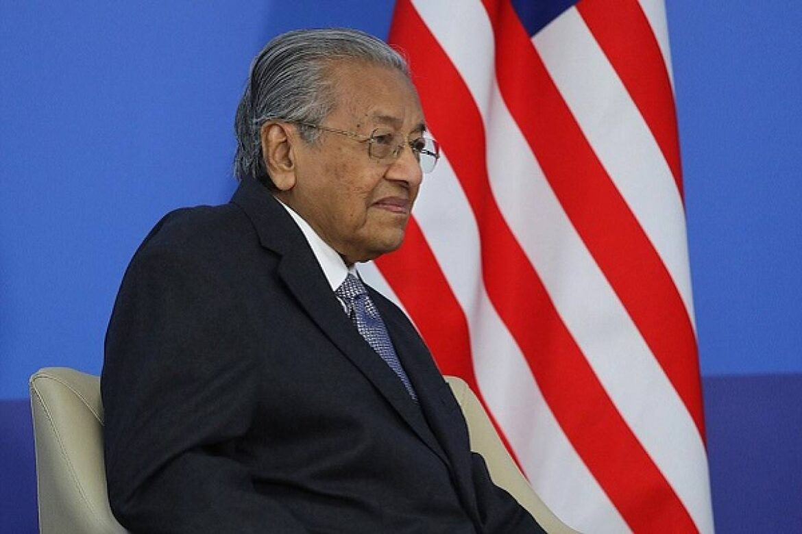 France Demands Suspension Of former Malaysian PM Mohamad's Twitter Account