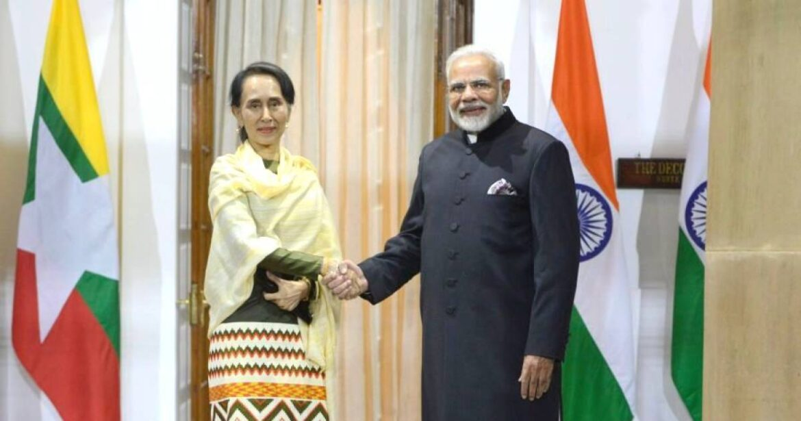Indo-Myanmar relations: India proposes $6 Bn Oil Refinery project near Yangon. Will reduce Myanmar's dependence on China