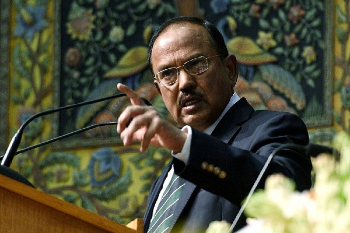 Doctrine Of New India. Will Take The Fight To The Enemy On Foreign Soil: Ajit Doval