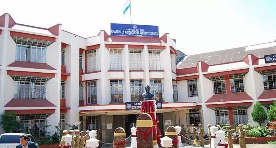 Khasi Hills District Council resolves to urge govt for ILP in Meghalaya