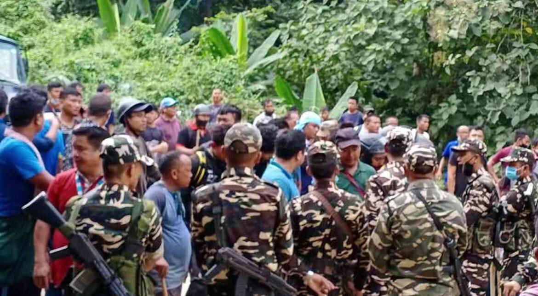 Assam-Mizoram border issue:  Mizoram will not withdraw forces from  border