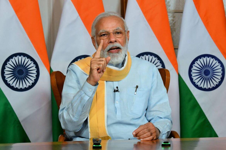 PM Modi address: Urges citizens to continue taking precautions against COVID-19