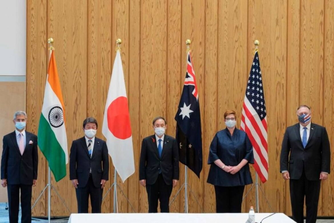 The QUAD and its Focus On Technology Cooperation