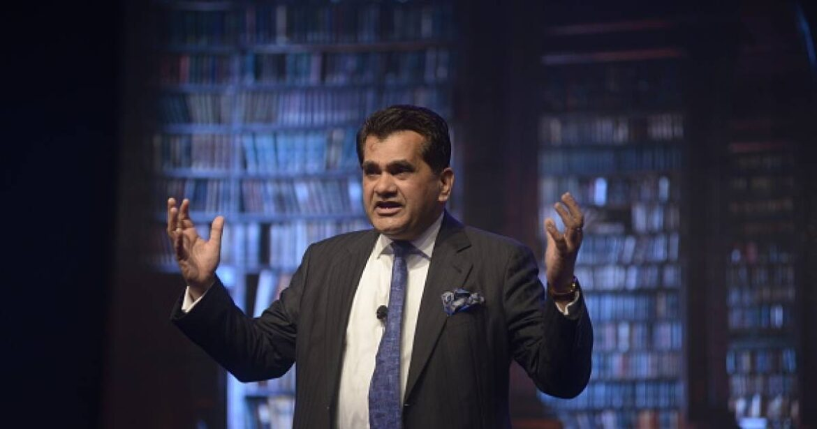 India Can Become Artificial Intelligence Lab Of The World: NITI Aayog CEO