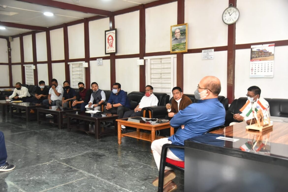 Manipur ADC Elections: ATSUM defers proposed 48 hour strike