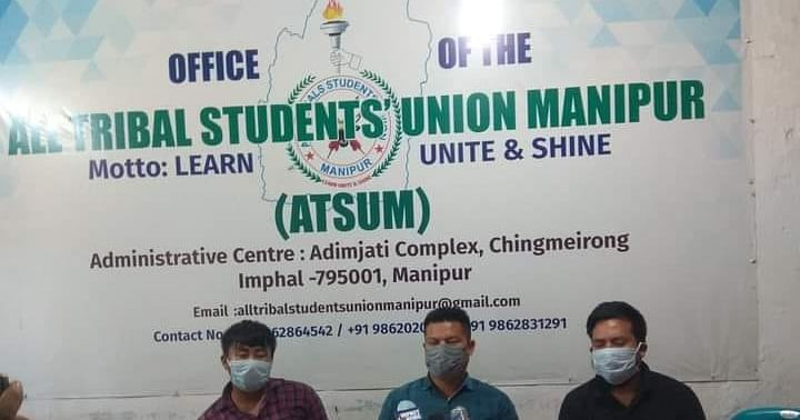 Tribal Students body ATSUM calls for 48 hrs strike demanding ADC elections